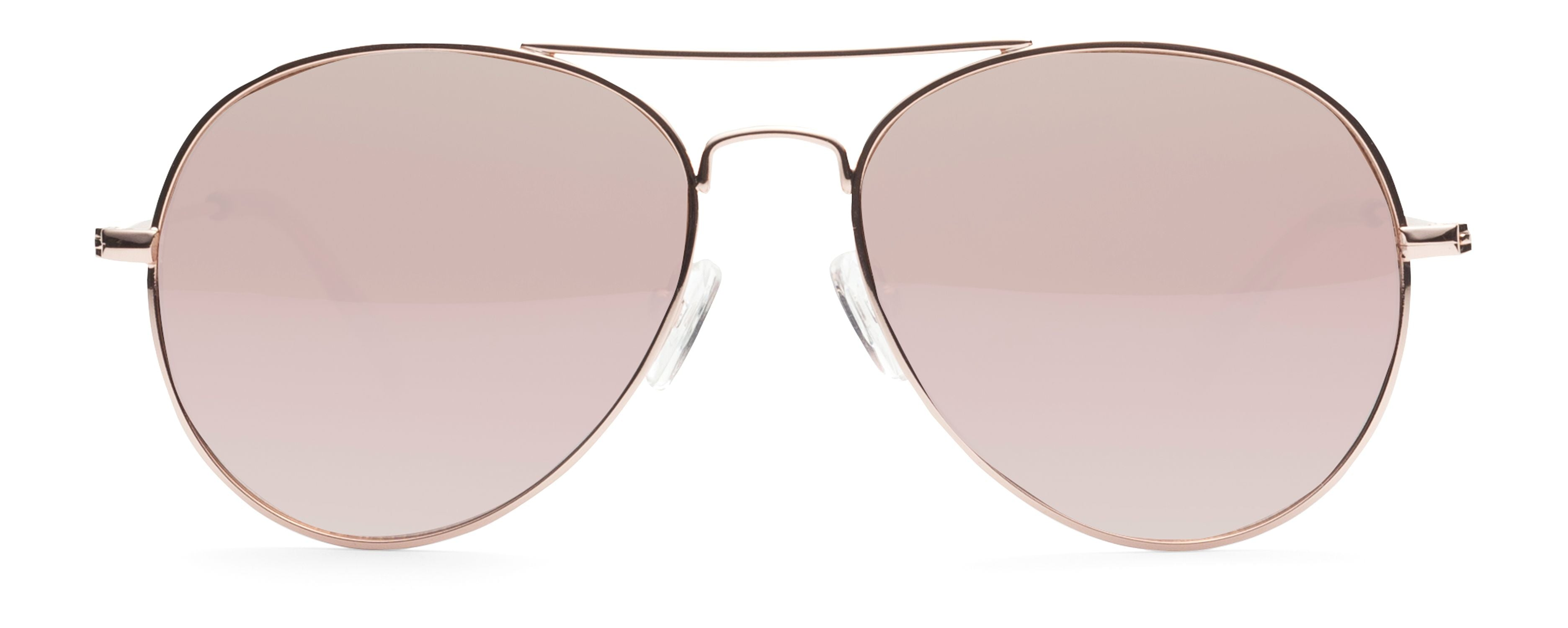 ZAP Rose Gold JUNiA Kids Sunglasses