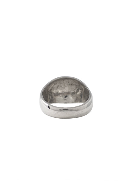 Dome Ring / Sterling Silver