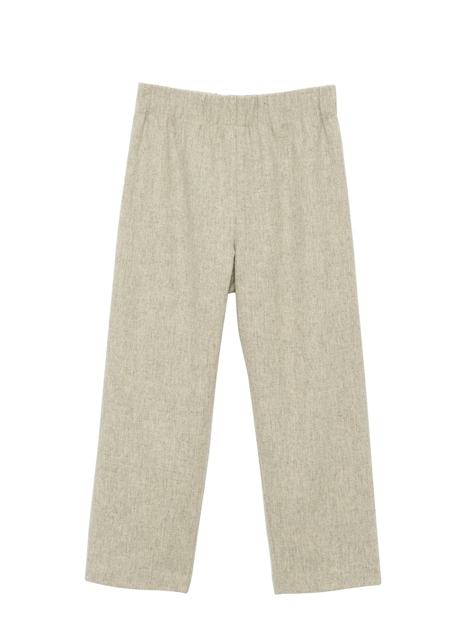 Deck Pants / Grey Wool