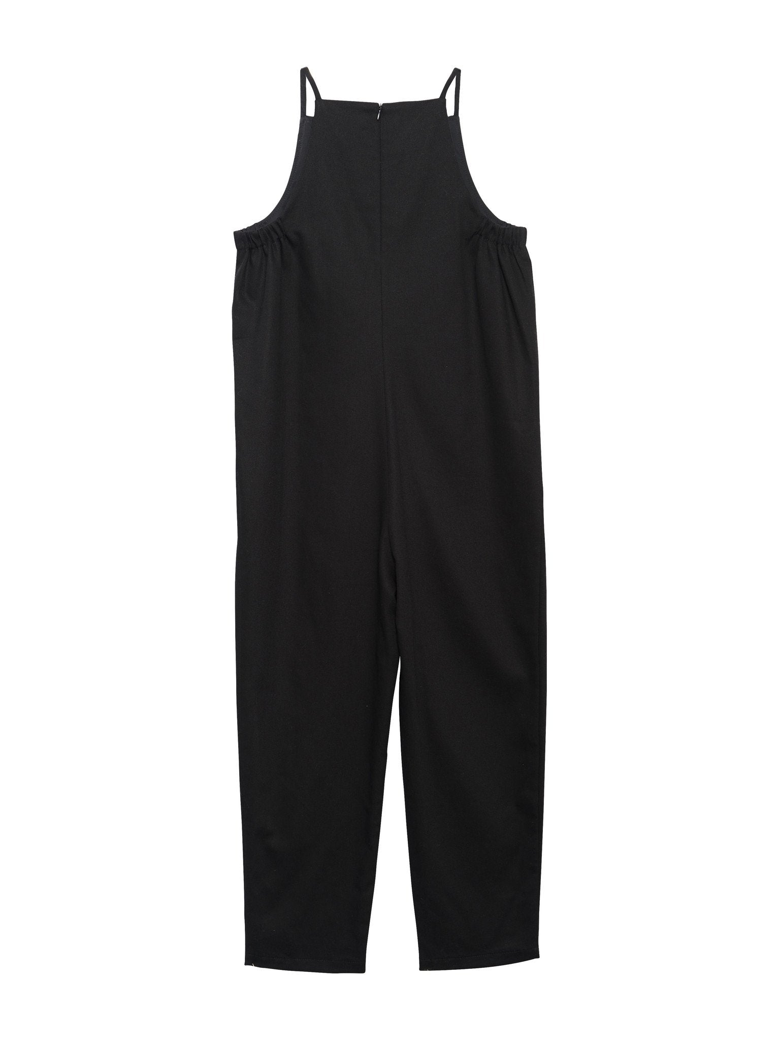 Yard Jumpsuit / Black Twill