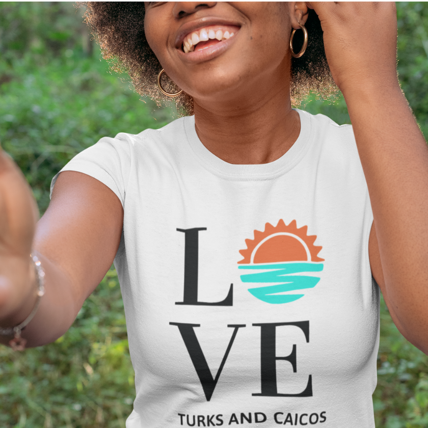 LOVE TCI Women's T-Shirt