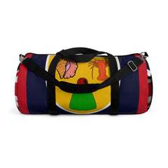Tci Reppin Flag Duffel Bag