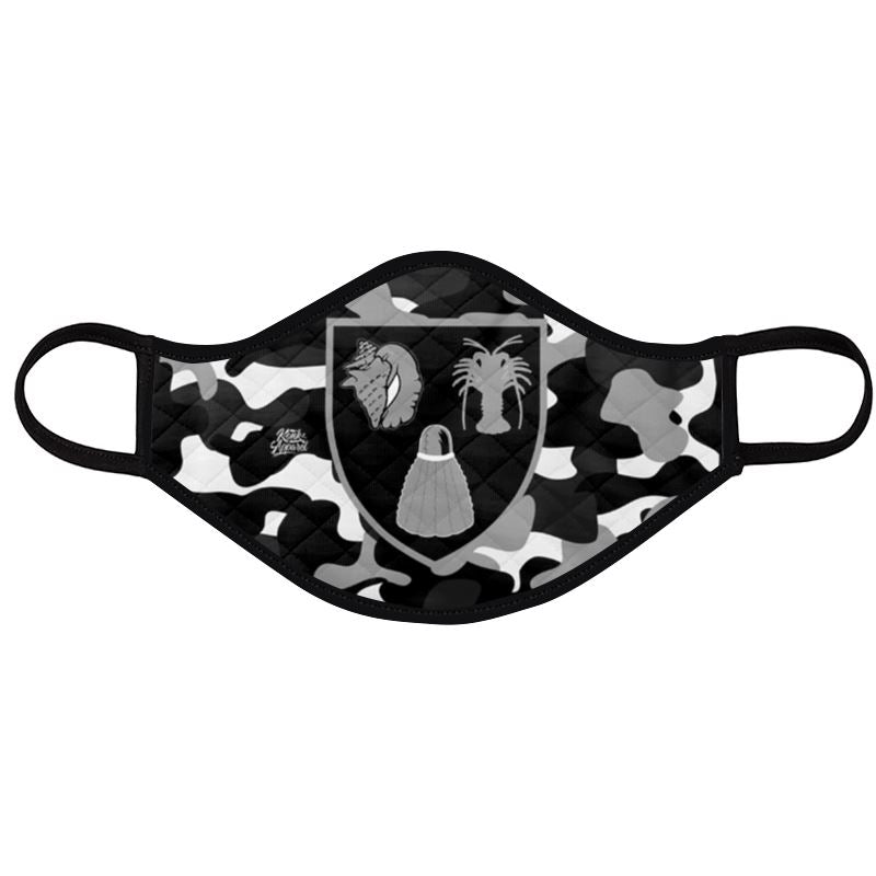 TCI Reppin Face Mask (4 Pack)