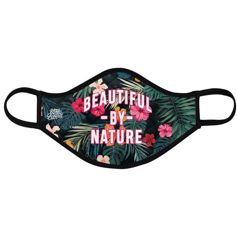 Beautiful By Nature Face Mask (4 Pack)