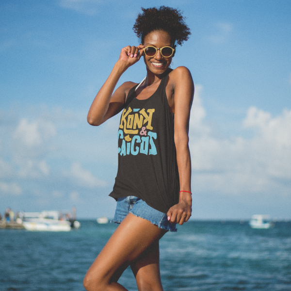 Konk and Caicos Women's tank top