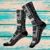 Islands Sublimation Socks