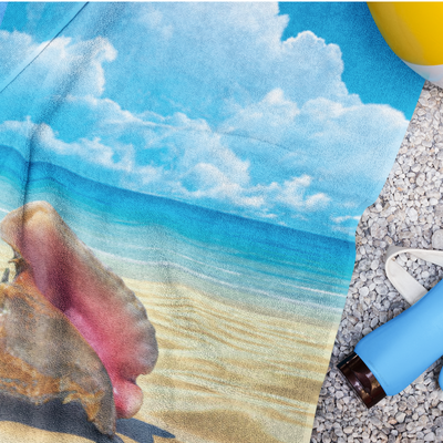 Konk Beach Towel