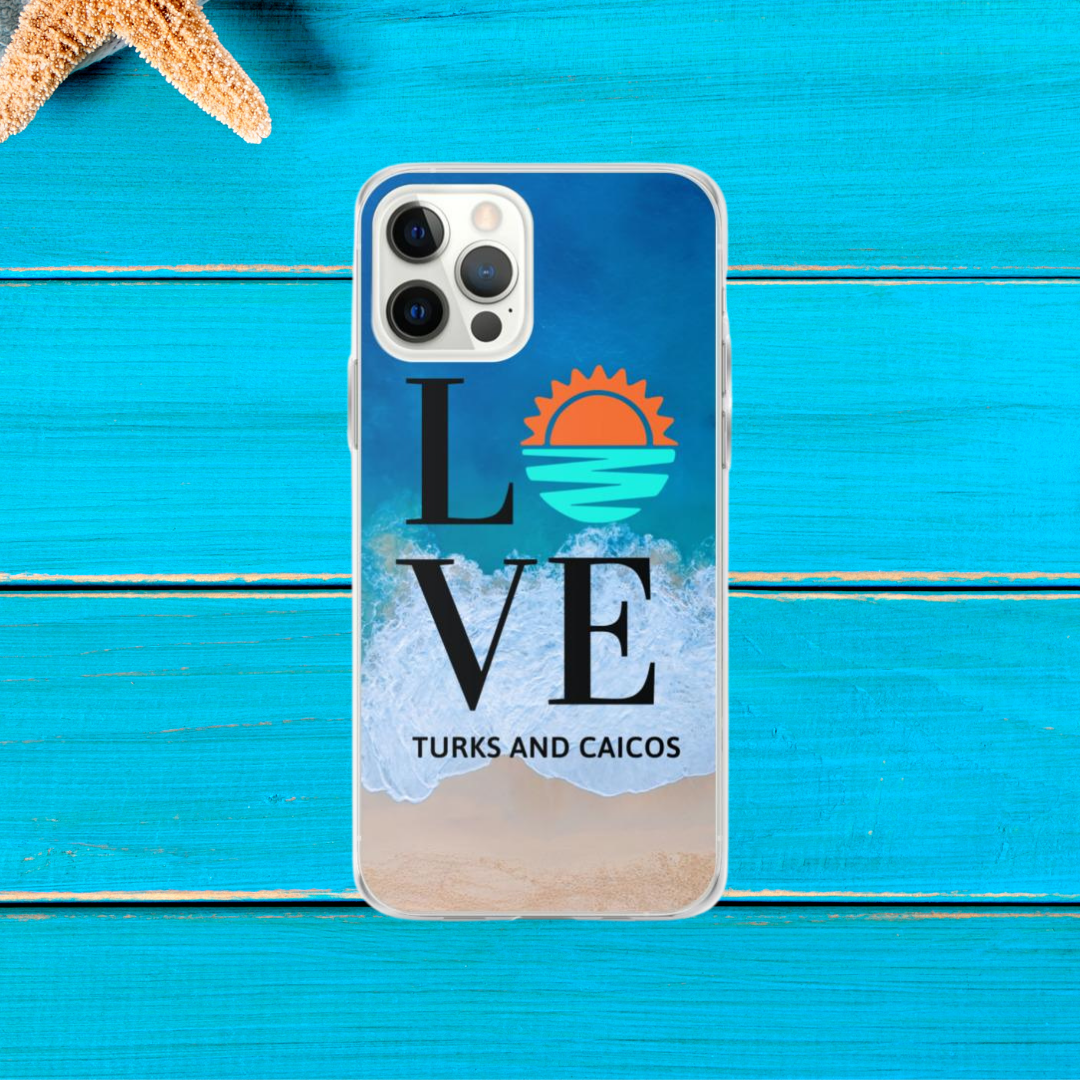 Love TCI iPhone Case