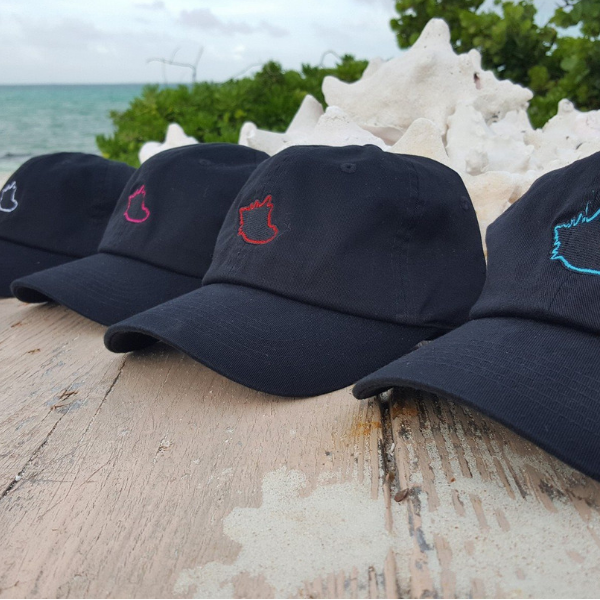 Konk Shell Dad Hats