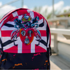 Neon TCI Crest Backpack