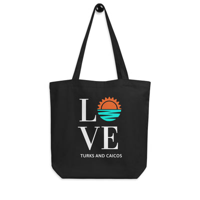 LOVE TCI Eco Tote Bag