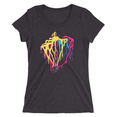 Summer Drip Women's short sleeve t-shirt