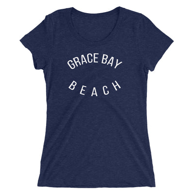 Grace Bay Beach Women's short sleeve t-shirt