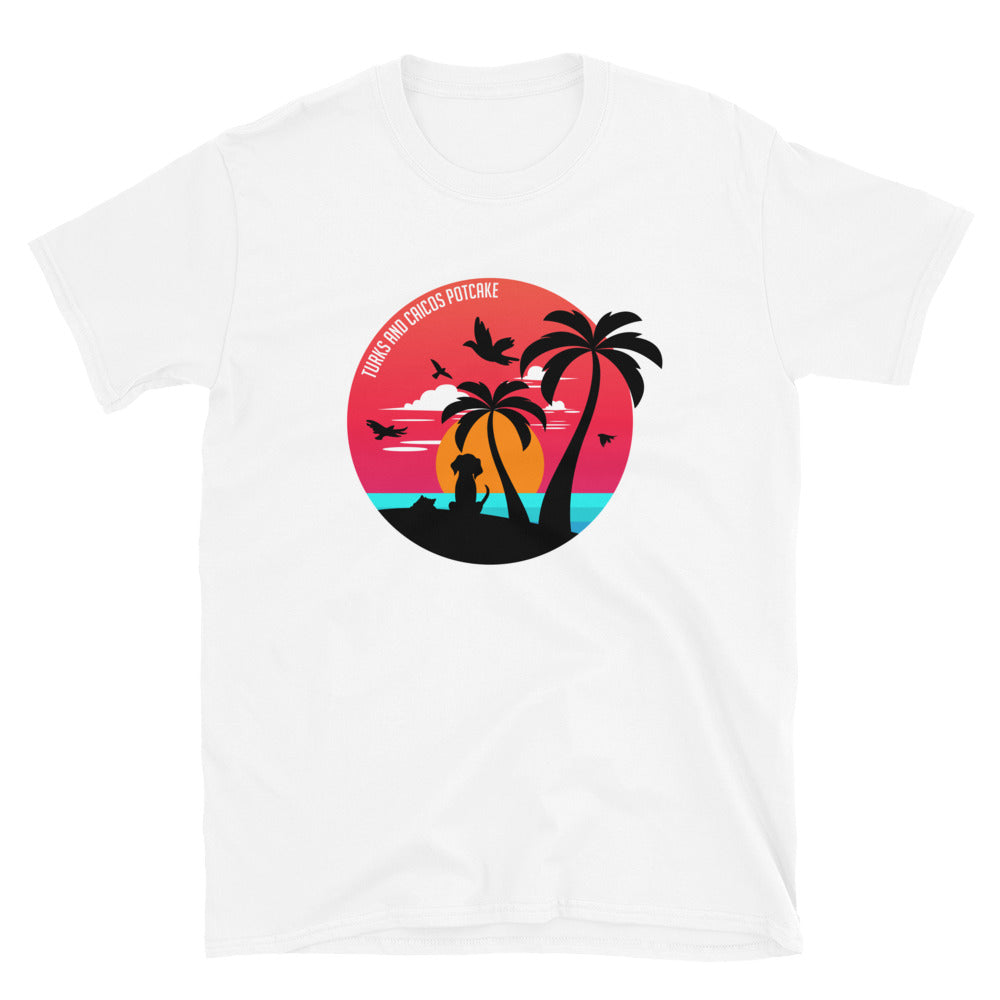 Potcake Sunsets T-Shirt