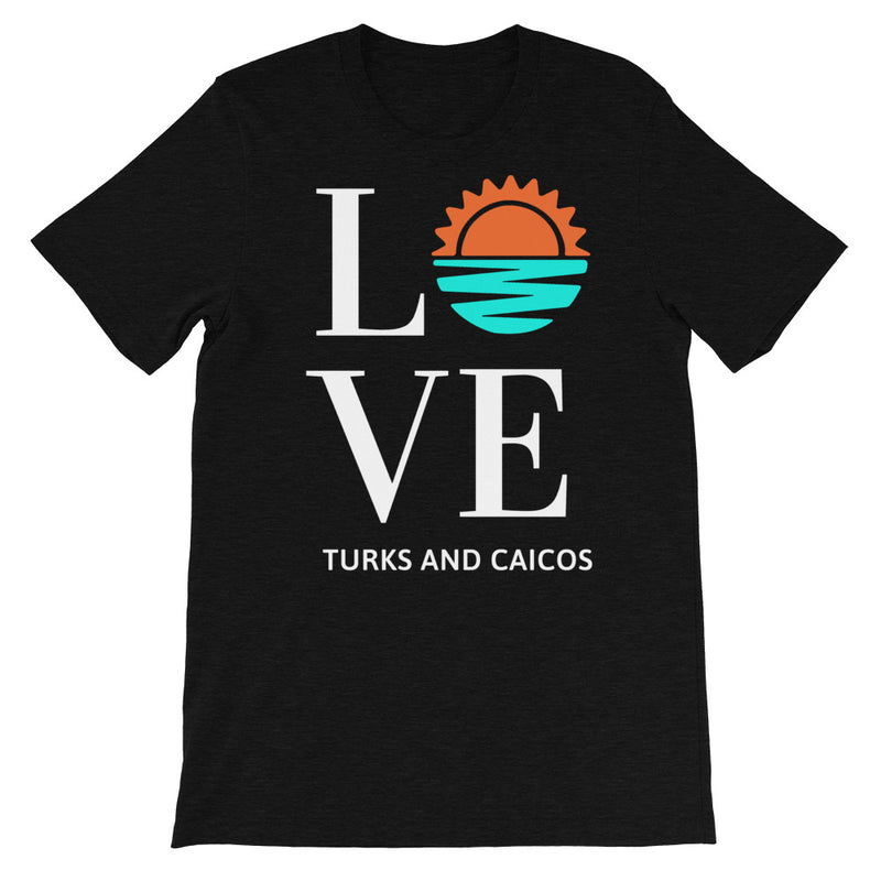 LOVE TCI Men's T-shirt