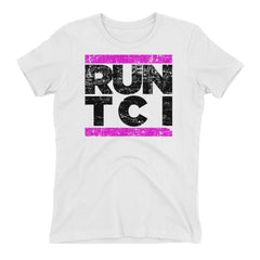 RUN TCI Women's t-shirt1