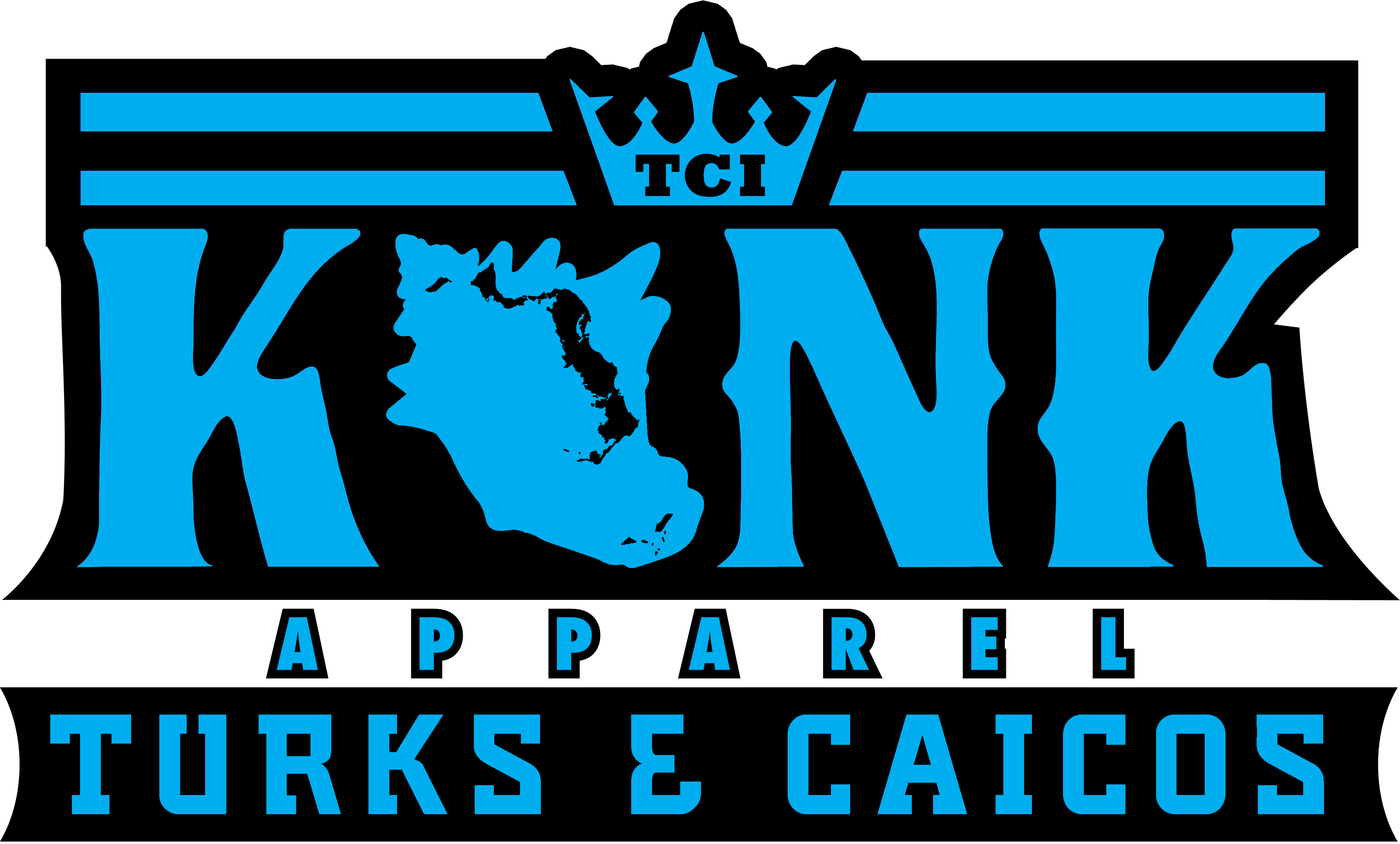 Konkz Apparel  Turks & Caicos Islands