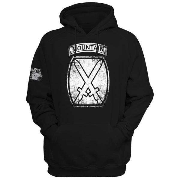Vintage 10th Mountain Hoodie