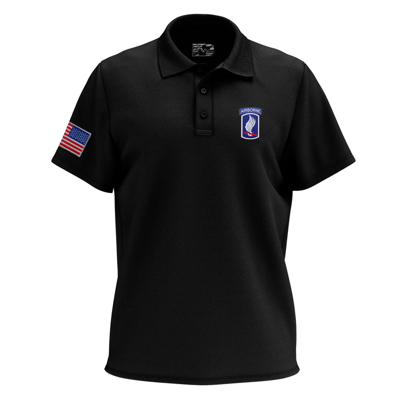 173rd Airborne Polo Shirt