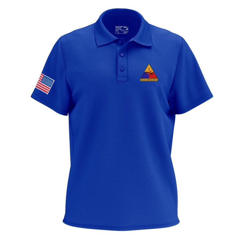 1st Armor Polo Shirt