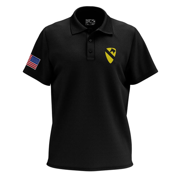 1st Cavalry Polo Shirt