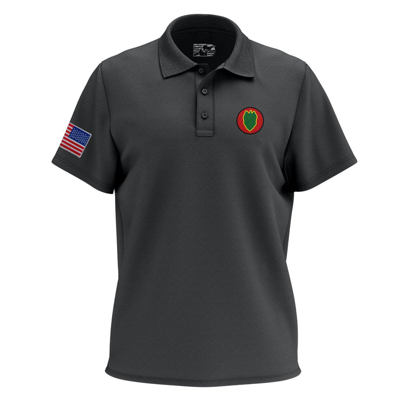24th Infantry Polo Shirt