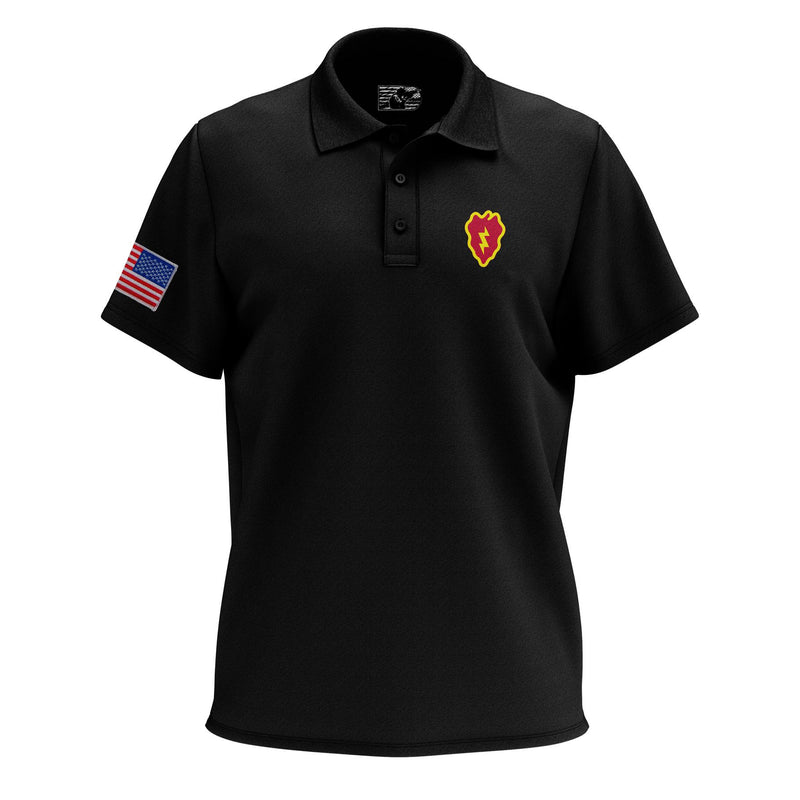 25th Infantry Division Polo Shirt