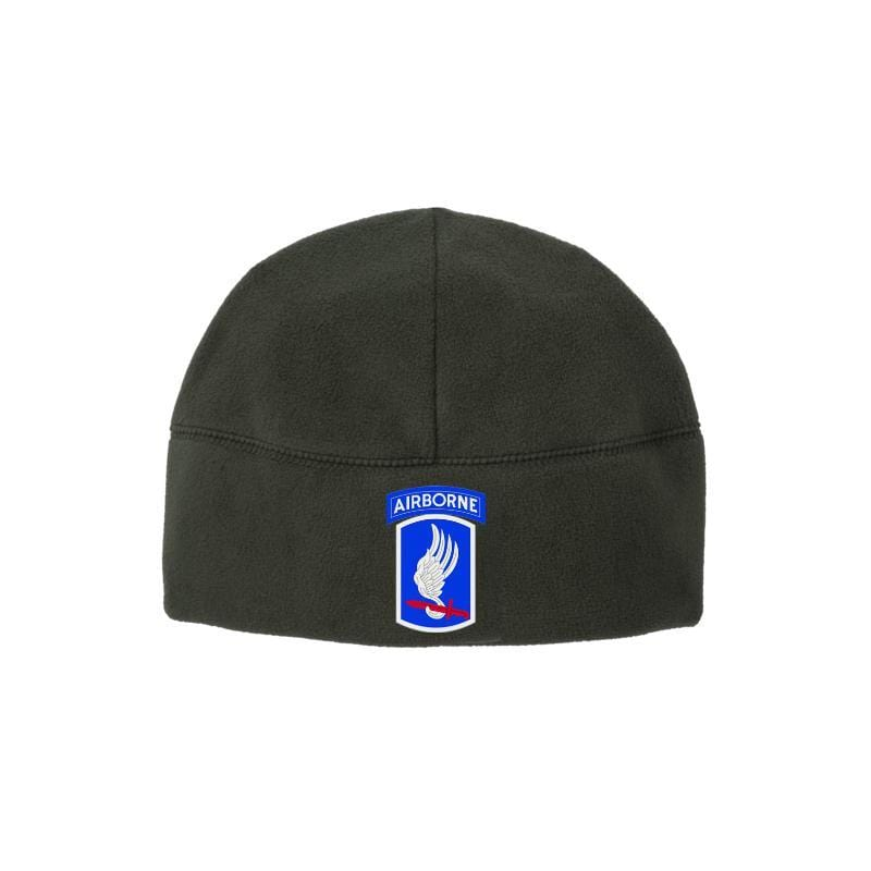 173rd Airborne Soft Fleece Beanie