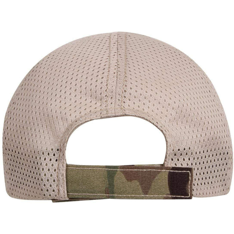 Crossed Rifles Multicam Mesh Back Hat