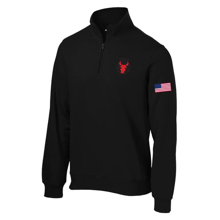 34th Infantry 1/4 Zip Sweatshirt