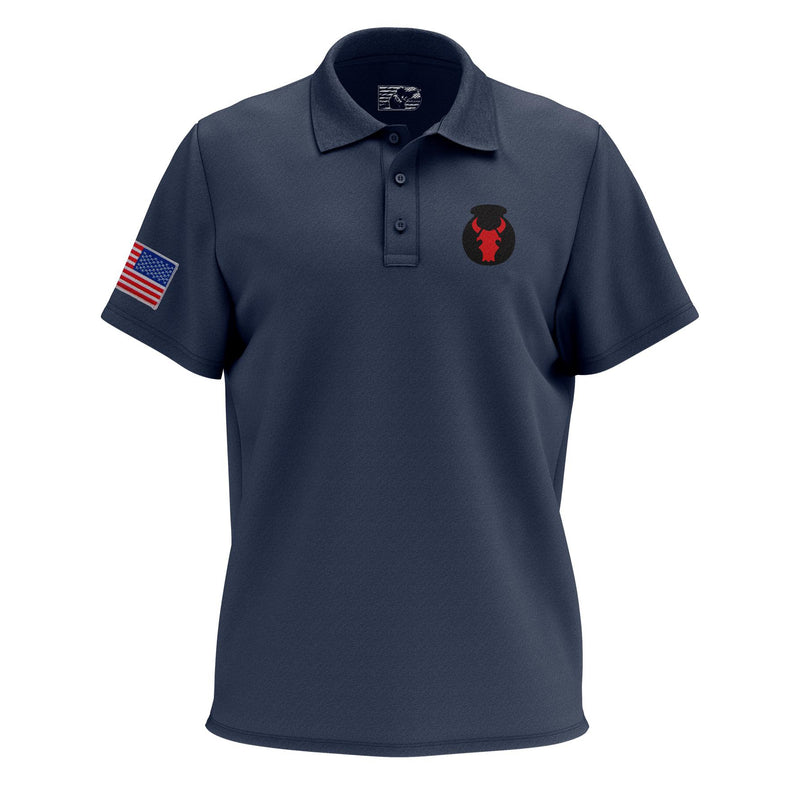 34th Infantry Polo Shirt