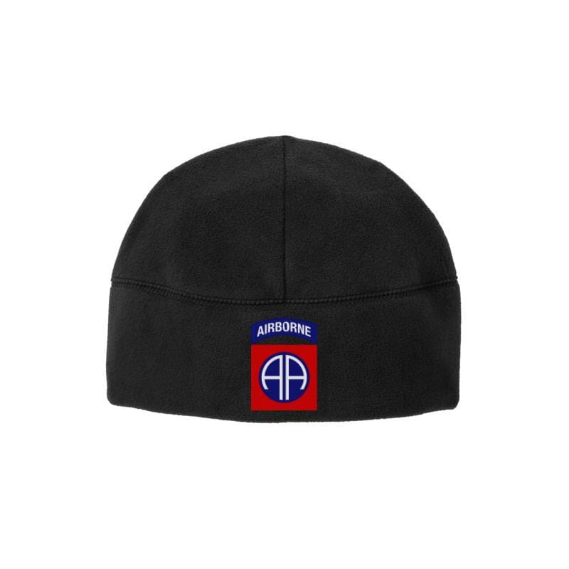 82nd Airborne Soft Fleece Beanie
