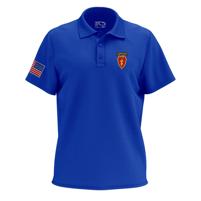 4-25 Airborne Infantry Polo Shirt