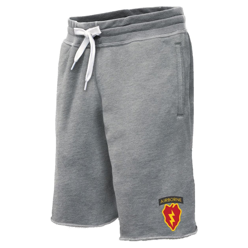 4-25th Airborne Sweatshorts