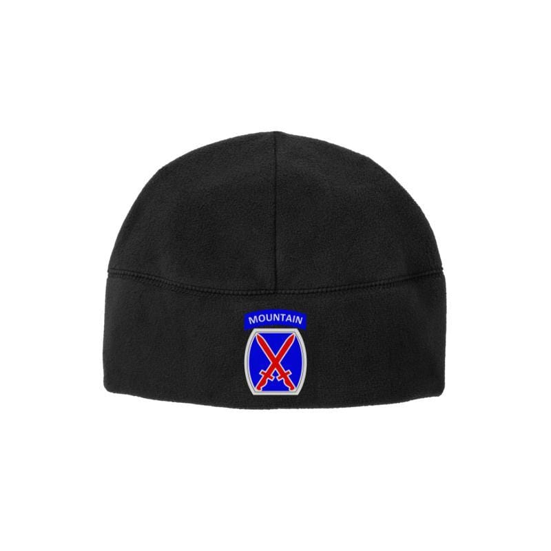 10th Mountain Soft Fleece Beanie