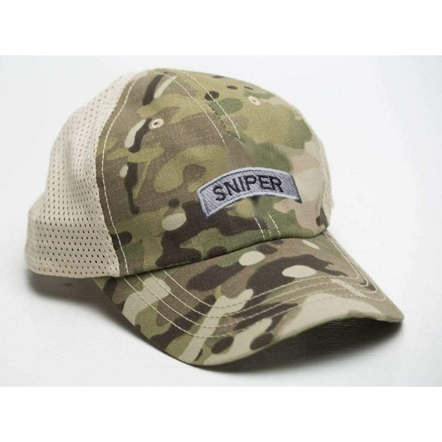 Sniper Tab Multicam Mesh Back Hat