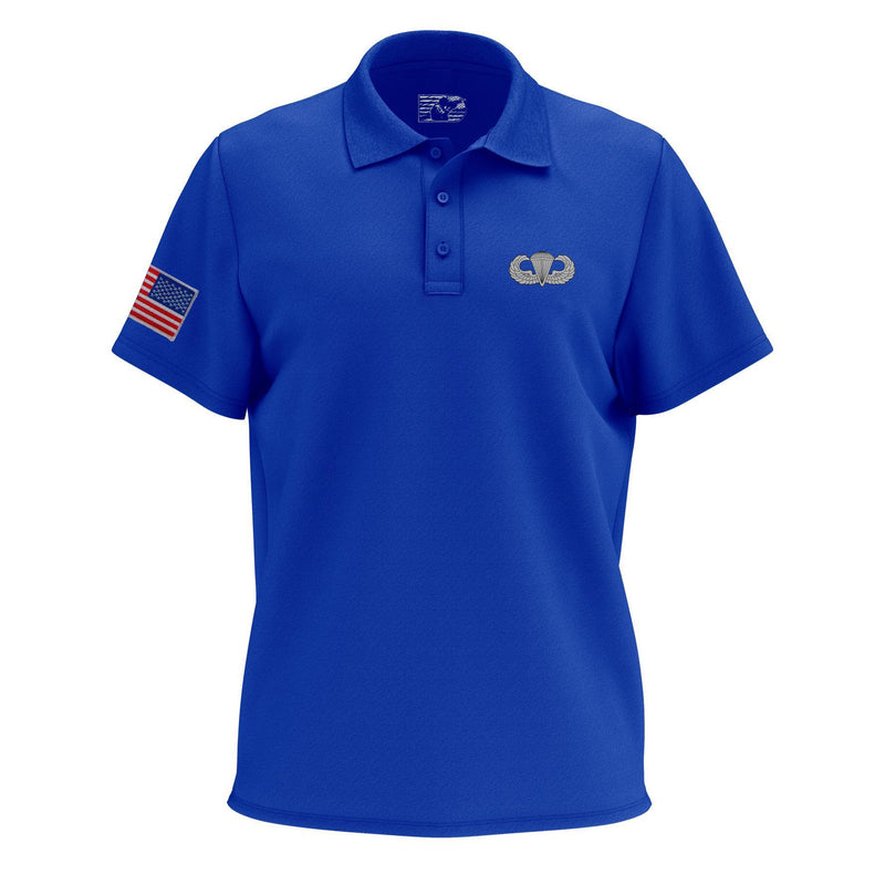 Airborne Wings Polo Shirt