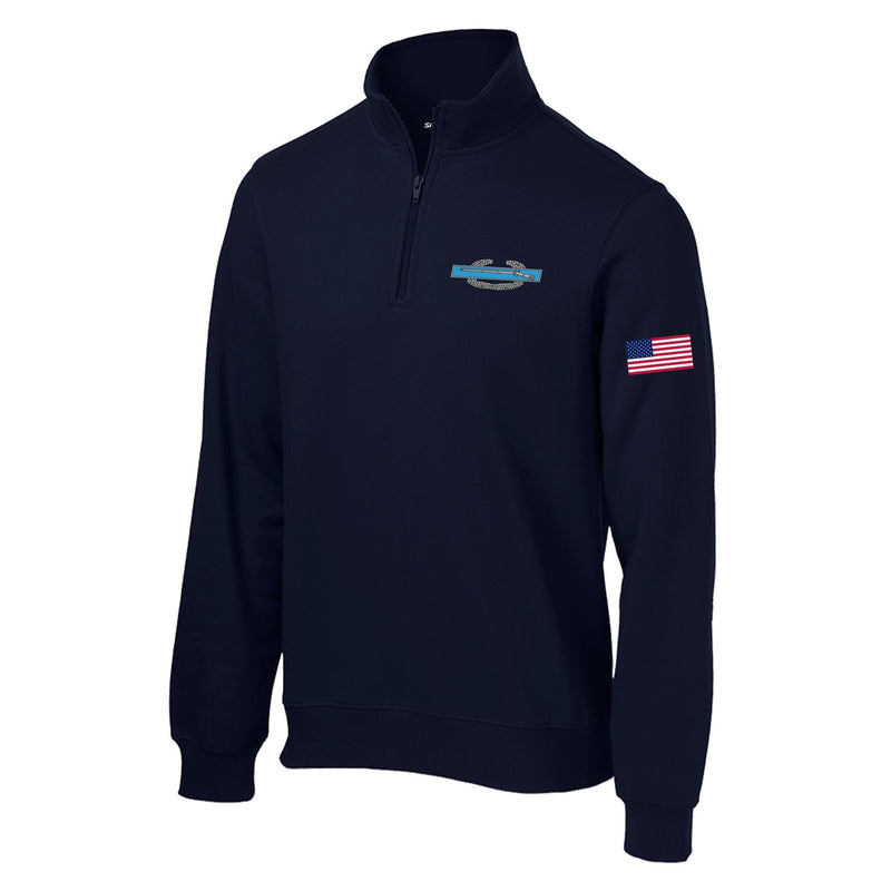 CIB 1/4 Zip Sweatshirt