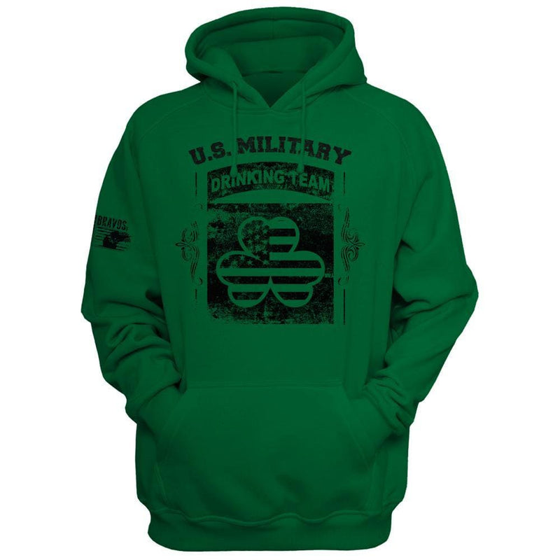 US Military Drinking Team Hoodie