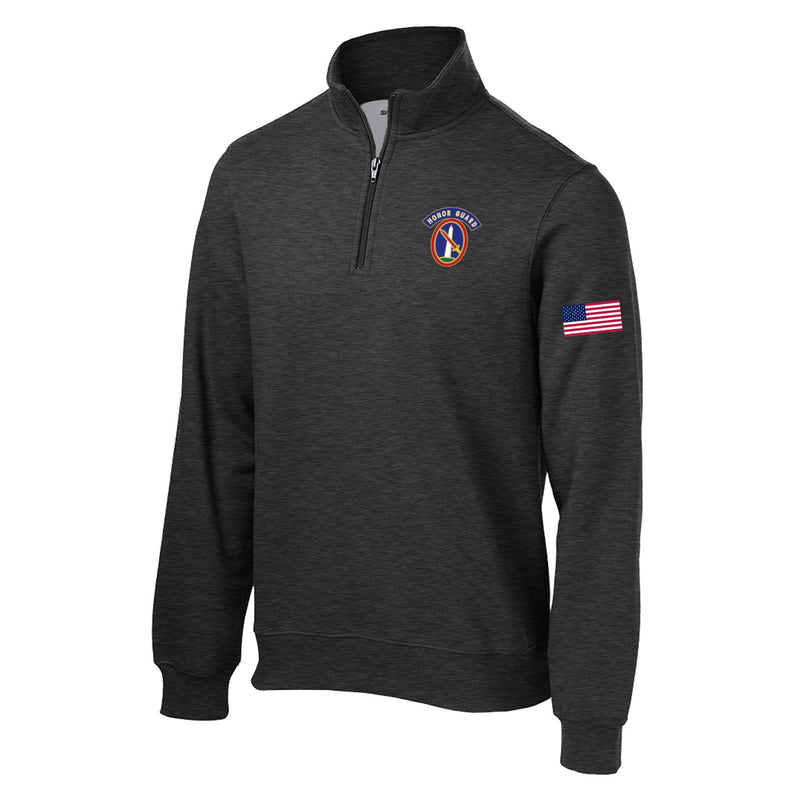 Old Guard 1/4 Zip Sweatshirt