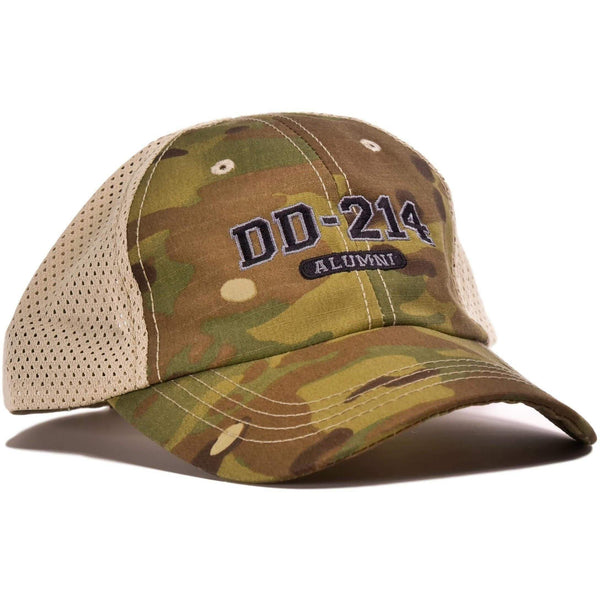 DD-214 Multicam Mesh Back Hat