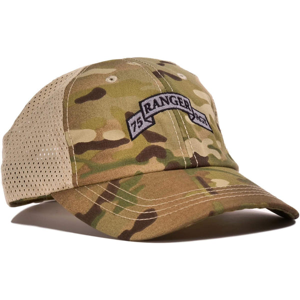 75th Ranger Multicam Mesh Back Hat