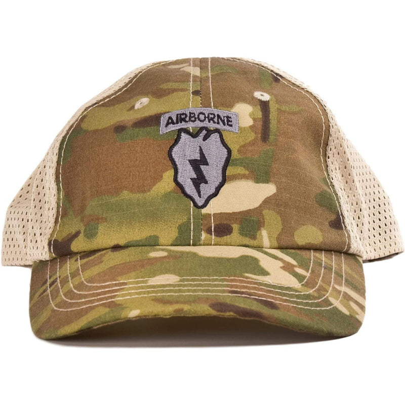 4-25 Airborne Infantry Multicam Mesh Back Hat