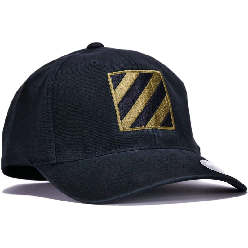 Black 3rd Infantry Flexfit® Hat