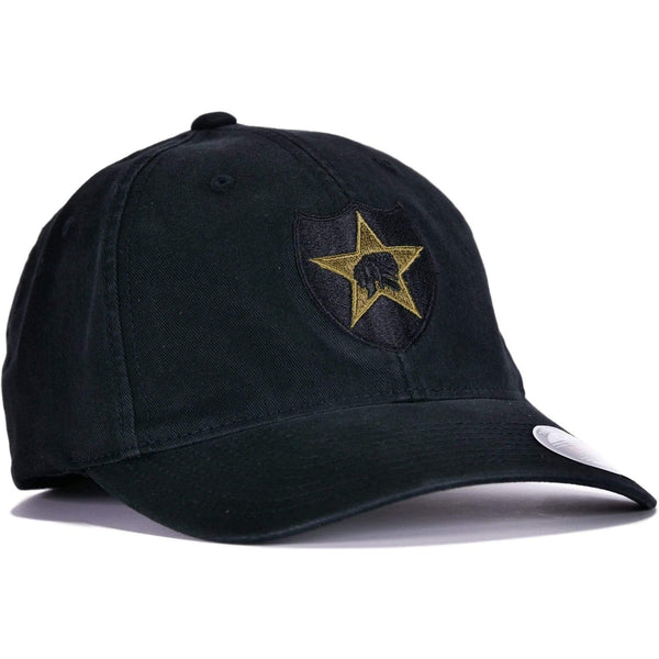 Black 2nd Infantry Flexfit® Hat