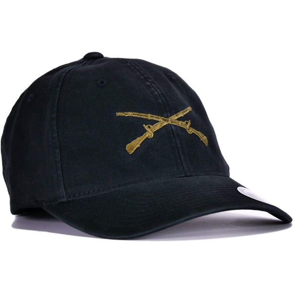 Black Crossed Rifles Flexfit® Hat