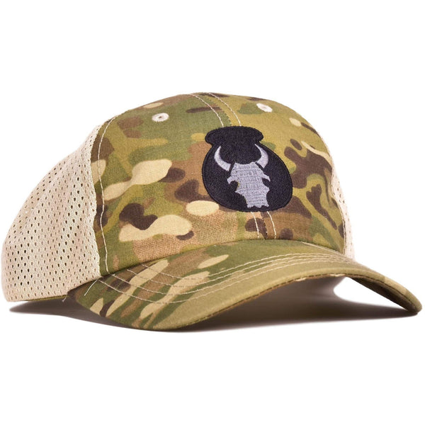 34th Infantry Multicam Mesh Back Hat