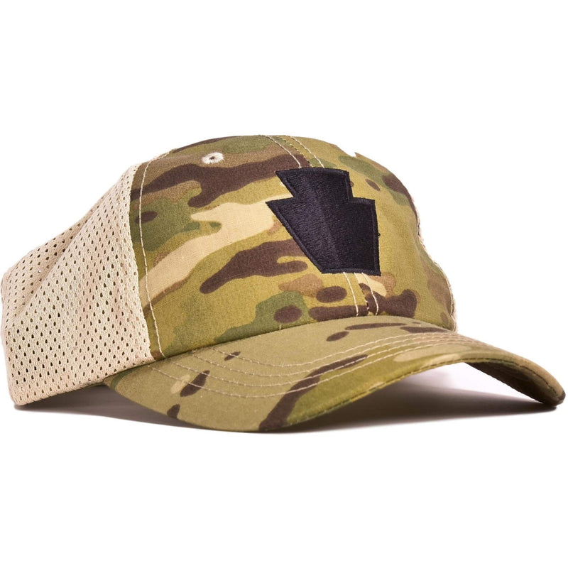 28th Infantry Multicam Mesh Back Hat