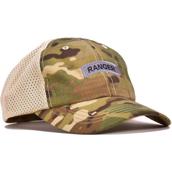 Ranger Tab Multicam Mesh Back Hat