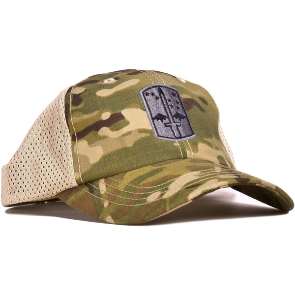 172nd Infantry Multicam Mesh Back Hat